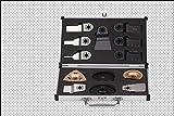 Zubehör-Set für Multimaster-System, 13 teilig im Alu-Koffer