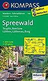 Spreewald - Teupitz - Beeskow - Lübben - Lübbenau - Burg: Wanderkarte mit Aktiv Guide und Radwegen. GPS-genau. 1:50000 (KOMPASS-Wanderkarten, Band 748)