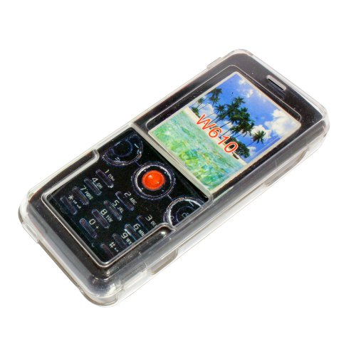 NAS Crystal Case für Sony Ericsson W610i