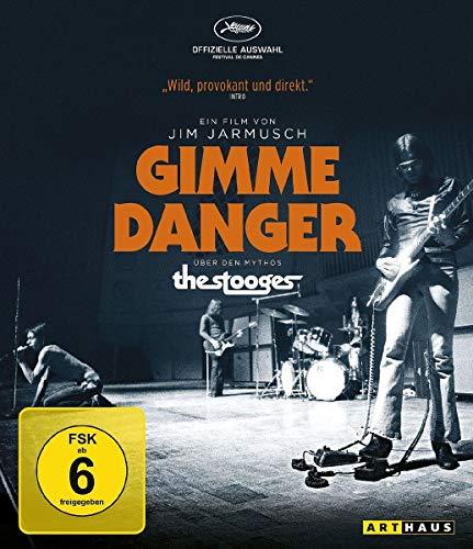 Gimme Danger (OmU) [Blu-ray]