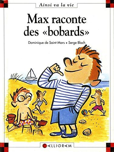 Max raconte des \\