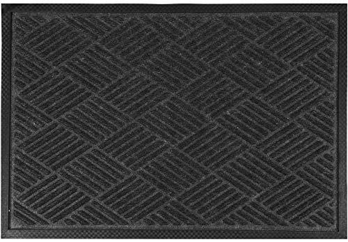 Bestlivings XL Fußmatte Hochwertig, für Innen- und Außenbereich (50x75 cm)