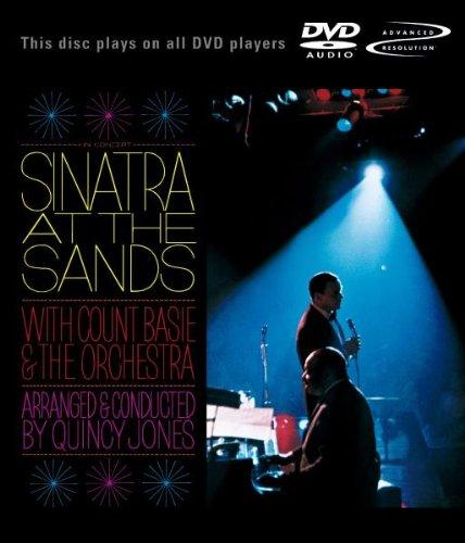 Live at the Sands [DVD de Audio]