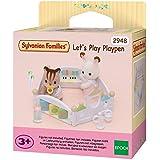 Sylvanian Families - 2948 - Poupée et Mini-poupée - Parc à Jouets pour Bébé