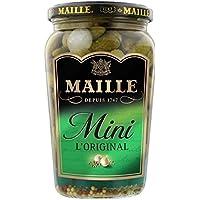 Maille - Cornichon mini recette classique - Le bocal de 210g - Prix Unitaire - Livraison Gratuit Sous 3 Jours