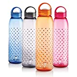 Cello Nile Unbreakable Fridge Water Bottle Set Of 6 Pcs