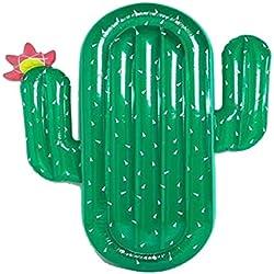 Flotadores De Cactus, Piscina Al Aire Libre Salón De Fiestas Balsa Decoraciones Juegos De Juguetes Flotador para Adultos Y Niños para Fiesta De Verano Piscina Playa De Vacaciones
