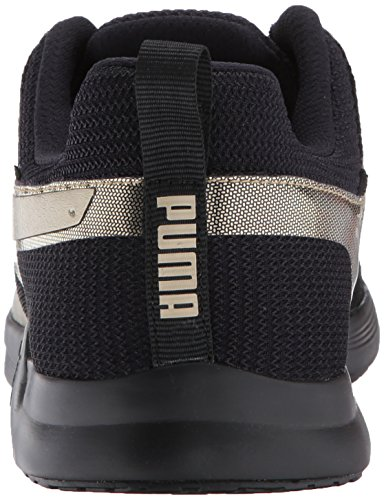Puma Pulse Xt Metallic Lauf Sneaker Black/Metallic Gold