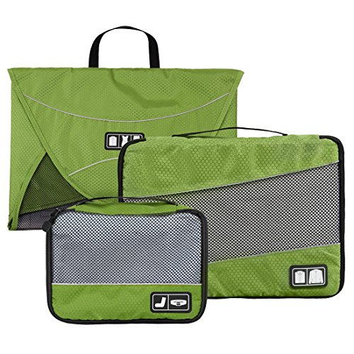 ecosusi-packing-cubes-travel-gear-starter-setgreen
