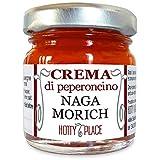 Crema NAGA MORICH Peperoncino Piccante Persistente e ALTO 30g vaso vetro