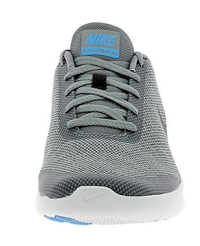 9ec64a556f208 ... Nike Men s Grey Mesh Flex Experience Rn 7 Sports Shoes - 12 US ...