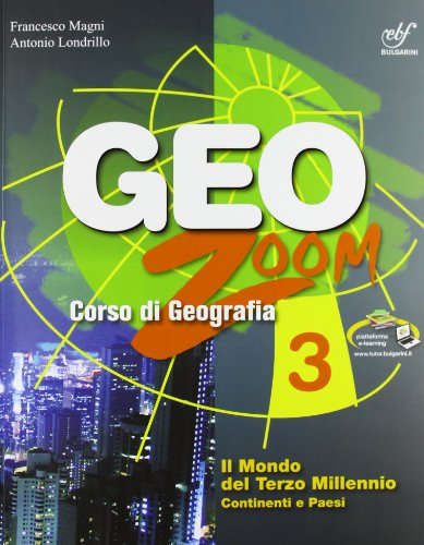 Geozoom. Per la Scuola media. Con espansione online: 3