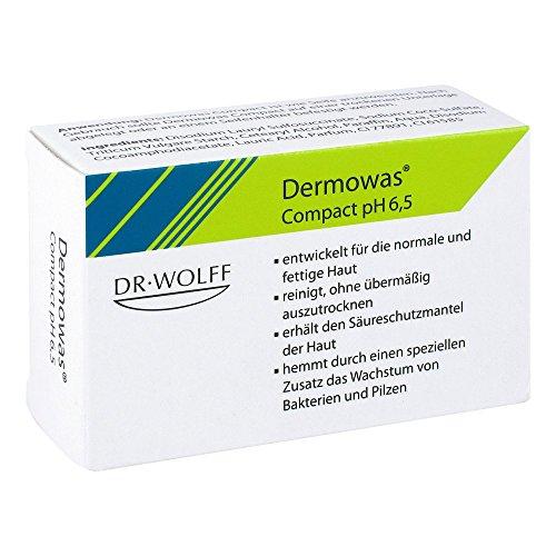 Dermowas compact Seife 100 g (Akne-seife -)