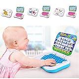 Baby Kinder Schule Pre-Lern-Spielzeug, Geschichte, Laptop, Schwarz.