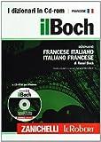 Image de Il Boch. Dizionario francese-italiano, italiano-fr
