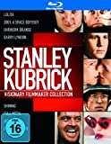 Stanley Kubrick - Visionary Filmmaker Collection [Blu-ray]