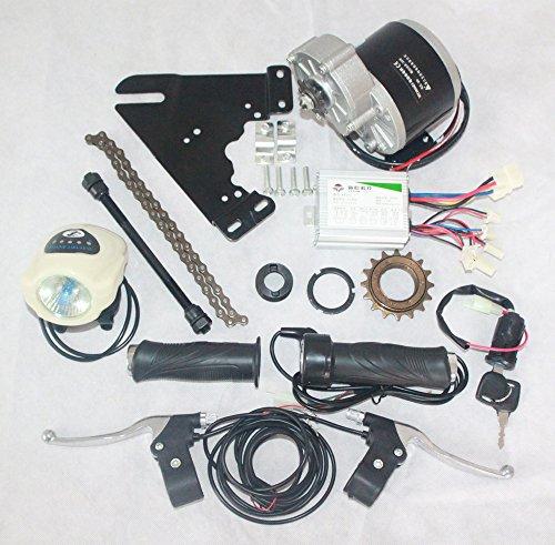 24V 36V 350W elektrische motorisierte Electric Drive Bike Conversion Kit E-Fahrrad-Kit E-Bike Motor Set SELBST GEMACHT DIY Elektro-Fahrrad