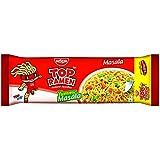 Nissin Top Ramen Super Noodles, Masala, 420g