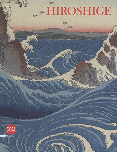 Hiroshige. affiche box. ediz. a colori