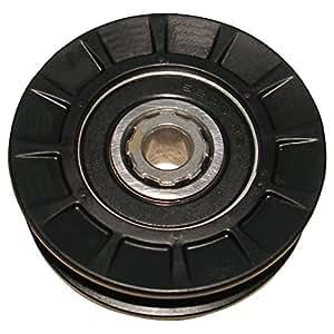 V ceinture de transmission poulie en plastique Coupe 6,3cm Husqvarna, Jonsered & Sauterelle