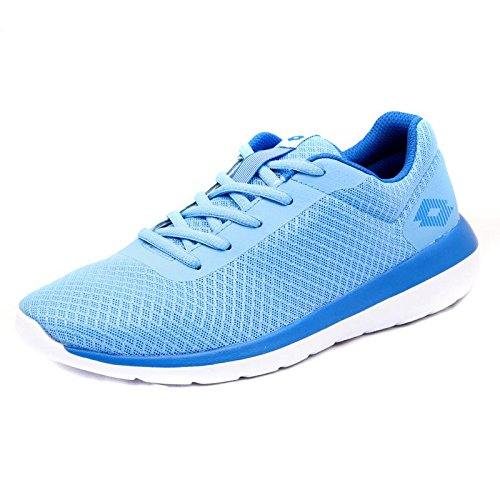 Lotto Women's Superlight Lite Iii W Blu MRN/Blu Shv Running Shoes