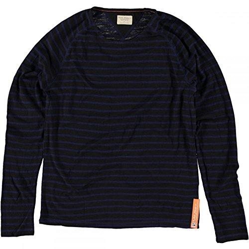 nudie-jeans-co-otto-raglan-french-stripe-tee-black-indigo-stripe