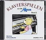 Klavierspielen mit der Maus. Band 2: Spiel mit Noten. CD