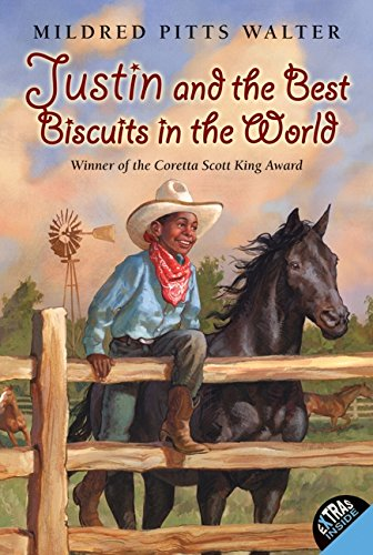 Justin and the Best Biscuits in the World por Mildred Pitts Walter