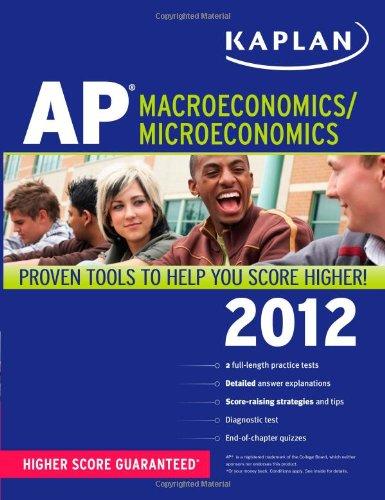 Kaplan AP Macroeconom Microeconomic 2012 (Kaplan AP Series)
