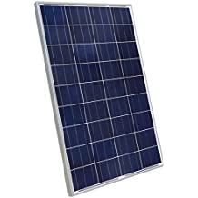 100W 12V Polykristallin Photovoltaik Solarmodul Solarpanel