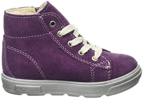 Ricosta Mädchen Zaini High-Top Violett (merlot 365)