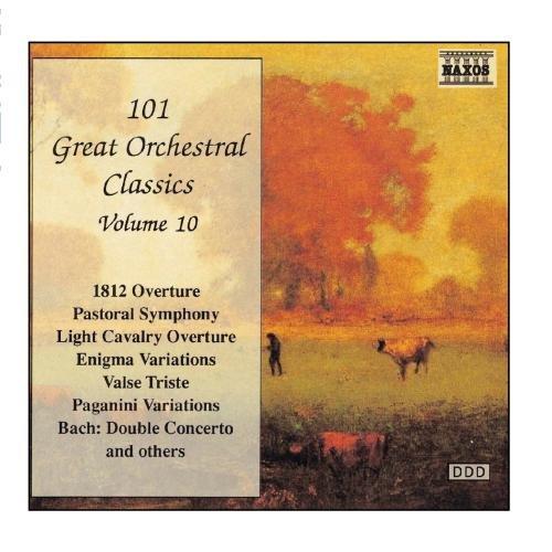 101 Great Orchestral Classics 10