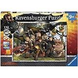 Ravensburger Spieleverlag Ravensburger 13198 - Dragons Treue Freunde Puzzle 300 Teile