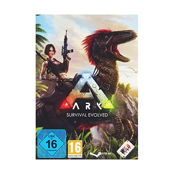 ARK: Survival Evolved 51t84KMzUJL