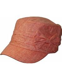 Kuba Cap in 3 Farben mit Schleife