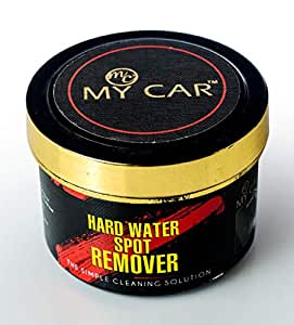 MY CAR Hard Water Spot/stain Remover for Car Window Glass, 100 ml