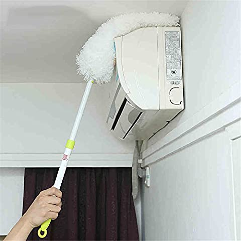 byce in microfibra allungabile scalabile Feather Duster per casa, ufficio, auto, Good Grips, antistatico, flessibile, facile da assorbire polvere