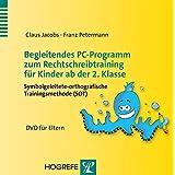 Begleitendes PC-Programm zum Rechtschreibtraining für Kinder ab der 2. Klasse. DVD/f. Eltern: Symbolgeleitete-orthografische Trainingsmethode (SOT)