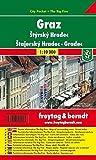 Graz, Stadtplan 1:10.000, City Pocket + The Big Five, freytag & berndt Stadtpläne