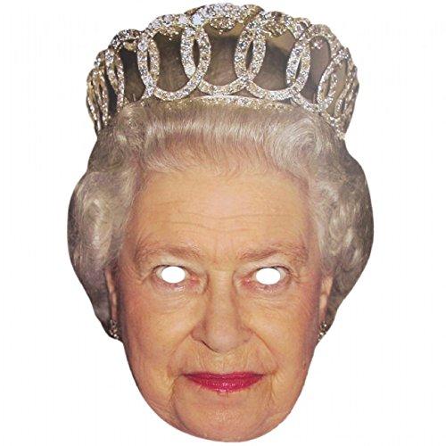 Queen Elisabeth - Maske (Maskarade Maske)