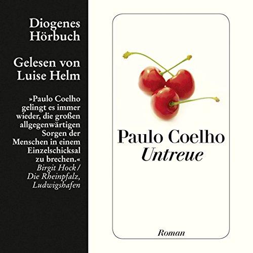 Buchseite und Rezensionen zu 'Untreue' von Paulo Coelho