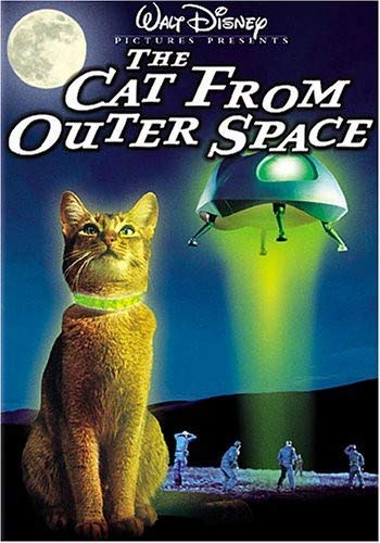 The Cat From Outer Space by Ken Berry