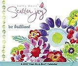 Kathy Davis - Scatter Joy Year-In-A-Box Calendar (2017) by Year-In-A-Box (2016-07-15)
