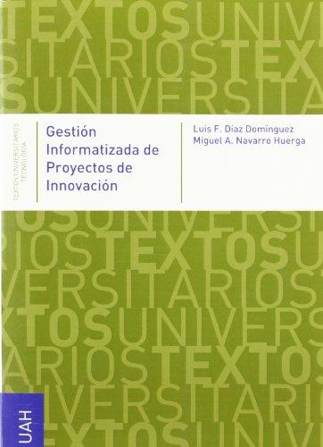 Gestión informatizada de proyectos de innovación