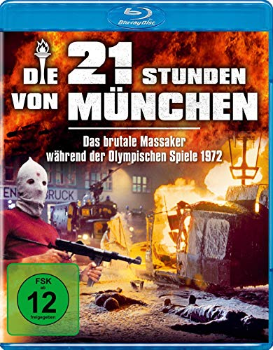 Die 21 Stunden von München [Blu-ray]