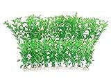Xiaomai 10 künstliche Aquarium Pflanzen, Lysimachia nummularia