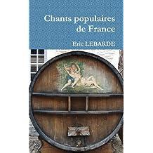 Chants populaires de France