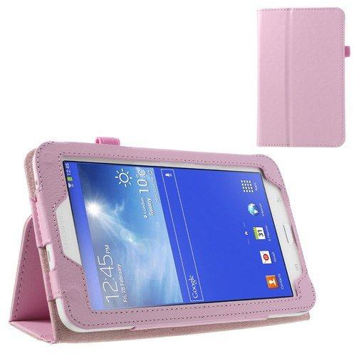 jbTec® Tablet-Hülle / Tasche zu Samsung Galaxy Tab 3 Lite 7.0 / SM-T111 / SM-T116, WiFi / SM-T110 / SM-T113 - Pink - Case, Schutzhülle, Cover