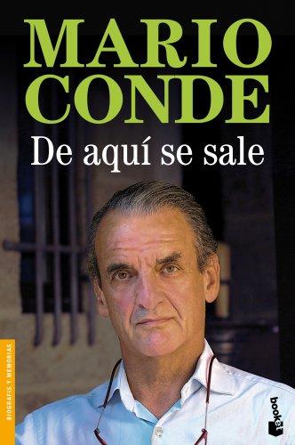 Descargar Libro De Aquí Se Sale (Divulgación) de Mario Conde