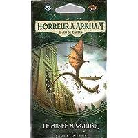 Asmodee FFJCHA03 Horreur À Arkham - Ext. Le Musée Miskatonic